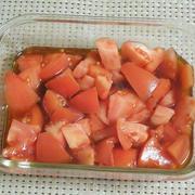 ◇栃木県産トマトで♪簡単☆トマトのおひたし