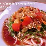 ひと皿でスタミナ満点!納豆×キムチの簡単ランチ