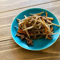 牛肉たっぷりで食べ応え抜群!きんぴらごぼう簡単レシピ