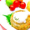 【動画】秋刀魚の梅シソハンバーグ 大根おろしアートのレシピ by 和田 良美さん