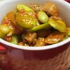 牛肉と豆のトマト煮込み