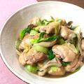 鶏肉と厚揚げでダシ香る おかず煮