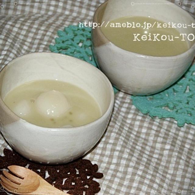 アジアン汁粉の作り方♪