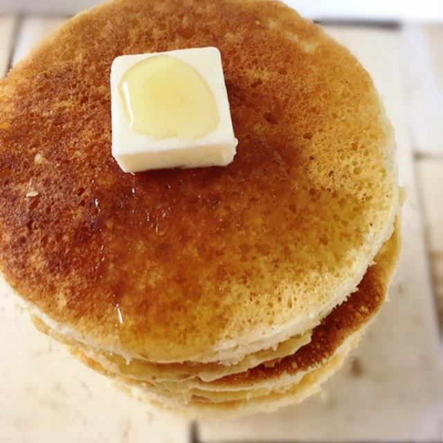 オランダのポッフェルチェとCOTOYUのパンケーキミックスの関係を公開してみる!