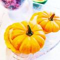 おもてなしに人気!まるごとかぼちゃと玉ねぎのスープの簡単レンジレシピ by 伊賀 るり子さん
