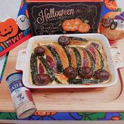 芋・栗・かぼちゃのデザートグラタン