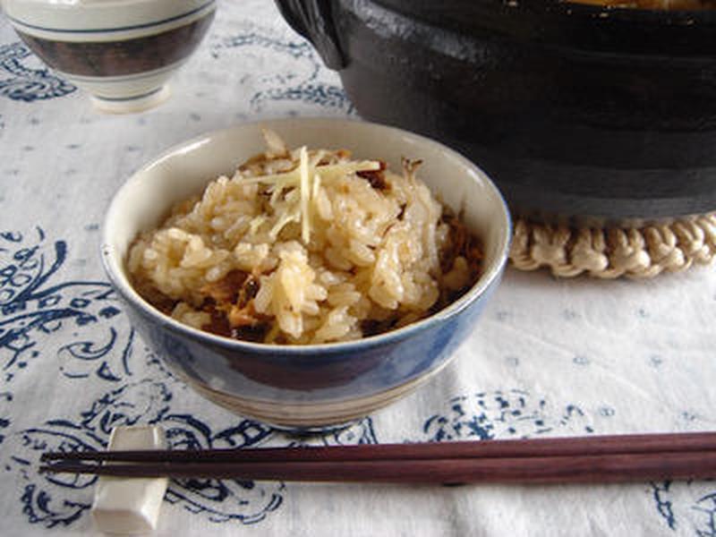 おかわり間違いなし♪「サバの味噌煮缶」で楽うま炊き込みご飯