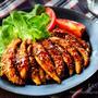 ♡簡単・時短・節約♡ささみde甘辛チキンスティック♡【#おかず#お弁当#鶏ささみ肉】