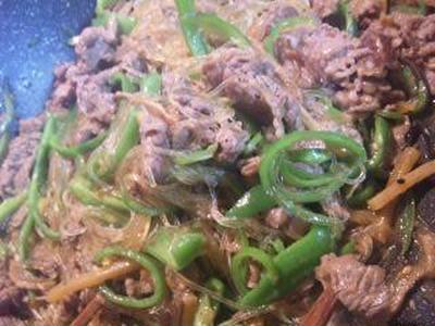 詰め放題♪お買い物~SALE& チャプチェ   韓国風家庭料理「雑菜」