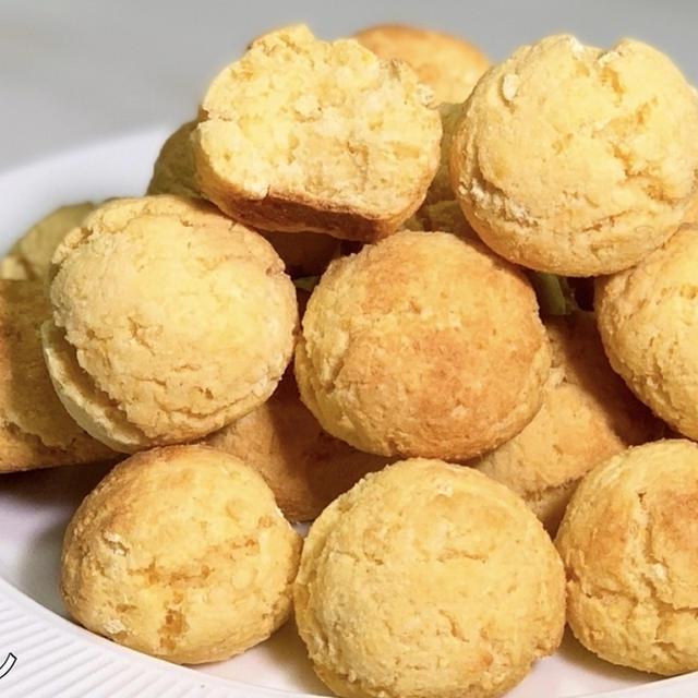 超簡単!ダイエット中のおやつに『おから焼きドーナツ』の作り方