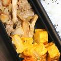 5月20日  豚肉の オイマヨ炒め弁当