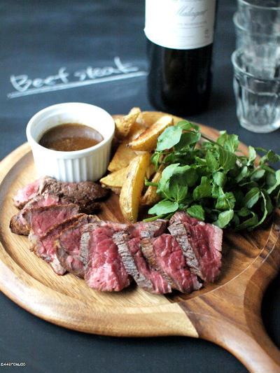 熟成肉に憧れ過ぎた、熟成肉風おうち肉バル。