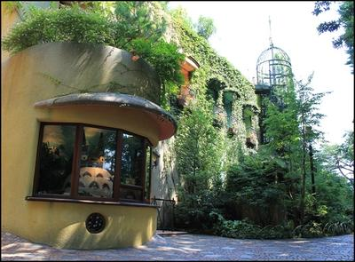 やっと行けた♪ ジブリ 三鷹の森美術館