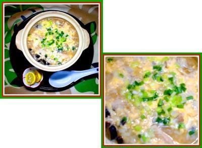 美味しい鍋の翌朝は雑炊で