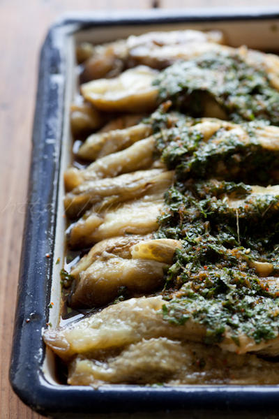 最近の野菜料理 3種