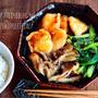 ♡フライパンde超簡単♡ささみと野菜の和風とろみ煮♡【#節約#きのこ】