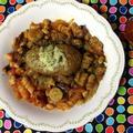 男嫌い!?反抗期!?・・・今日のお弁当♪& パスタ入り蛸と大豆のトマトソース煮込み!