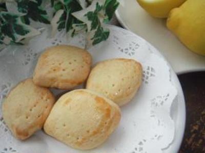 可愛い♪爽やか☆レモンクッキー♪~カロリー控えめですよ~