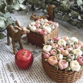 【レポ】お花絞りのリクエストレッスン