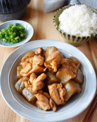 ご飯が進む【鶏肉とこんにゃくのコクうまソース煮】#クリンスイ連載