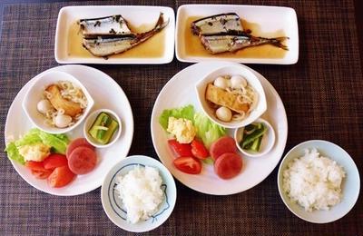 2回目も・・・圧力鍋de秋刀魚の山椒煮♪☆♪☆♪