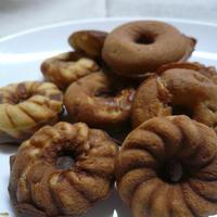 プチ・焼きカレードーナッツ