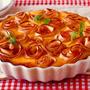 りんごの薔薇がかわいい♪ 赤ちゃんでも食べられるヨーグルトポムポム(お誕生日ケーキにも!)(動画レシピ)