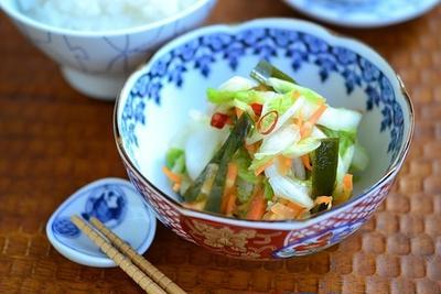 【作りおきレシピ】ひと晩でできるご飯のお供