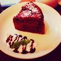 甘い物が食べたい!砂糖&バター不使用のチョコケーキ