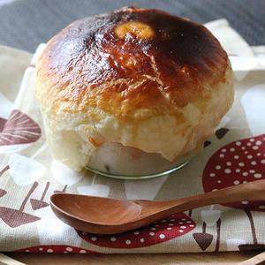 いつものスープがごちそう風!冷凍パイシートで「簡単ポットパイスープ」