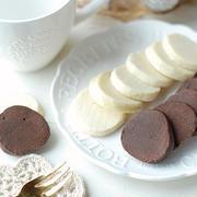 チョコ含有率50%♡とろける食感♡生チョコクッキー