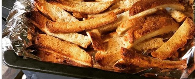 最後までおいしくいただきます!「#パンの耳」のアレンジアイデア5選