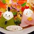 ひなまつりは、ちらし寿司で華やかに♪
