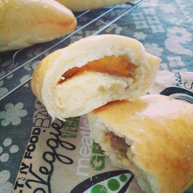 和栗・豆乳カスタードクリーム*おからパンと豆乳について