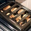 ノンフライ・鶏の唐揚げと焼き芋 by filleさん