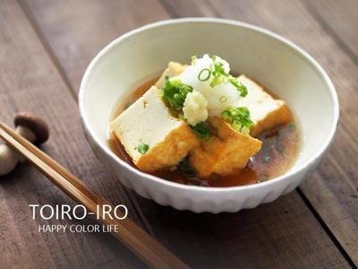 厚揚げを使って短時間調理!揚げ出し豆腐風と、今日のレシピ