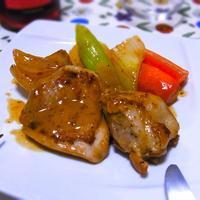 チキンと野菜の旨炒め蒸し & 番外編はラーメン