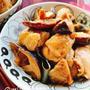 鶏肉と椎茸の醤油煮(動画レシピ)/Chicken and Shiitake Mushrooms.