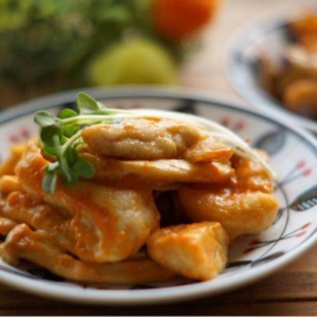 5分でエリ鶏マヨ♡と私のお腹事情。