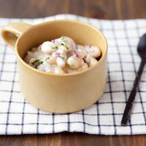 市販のお豆で作る冷たいおかず♪おいしいコロコロ「ビーンズサラダ」