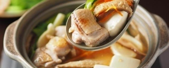 シメまでおいしい!今夜は「鶏鍋」で温まろう