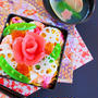 ちらし寿司 ひな祭りに人気の食事 ケーキ風 レシピ作り方