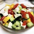 夏野菜のカプレーゼ by みずえさん