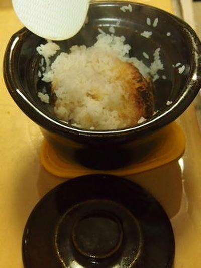 土釜おこげ 1.5合炊き(無印良品)