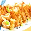 豚肉の野菜巻きXO醤炒め☆お弁当にも♪