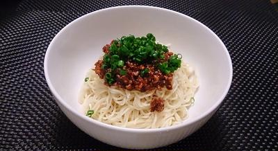 【麺】【肉味噌】炸醤麺(ジャージャー麺)の作り方(レシピ)