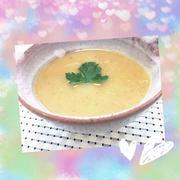 介護食にオススメ、便秘改善雑穀スープ♪