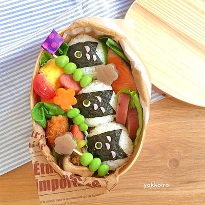 子供の日♩鯉のぼり弁当☆