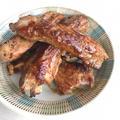 【お肉】スペアリブは、焼く派?煮込む派?☆柔らか〜く食べたい!スペアリブのフライパンBBQ