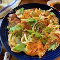 混ぜて焼くだけ簡単♡さやえんどうの一口チヂミ【#簡単レシピ#時短#節約#おつまみ#韓国料理】